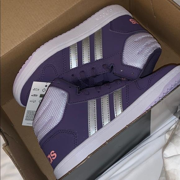 tal vez Lírico Sada  adidas Shoes | Adidas Hoops Mid 2 K | Poshmark